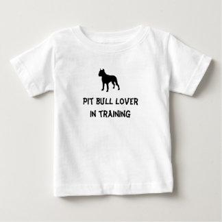 Pit bull lover tee shirt