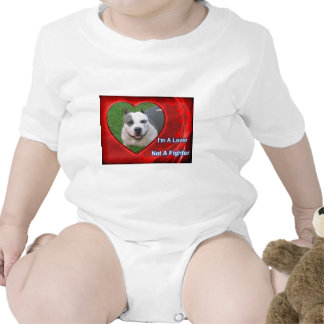 Pit Bull Lover Rompers