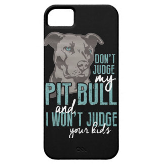 Pit bull Lovers iphone 5 case
