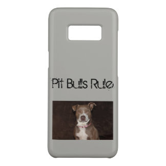 Pit bull Phone case