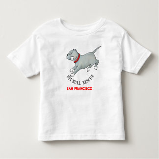 Pit Bull Rescue - Customise T-shirt