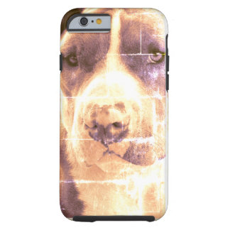 Pit Bull rescued dogs iphone case