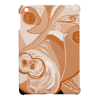 Pit Bull Sepia Tones Case For The iPad Mini