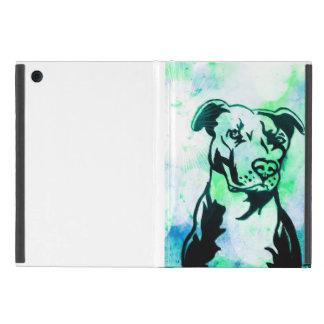 Pit Bull silhouette case Case For iPad Mini