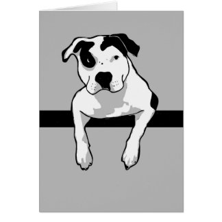 Pit Bull T-Bone Graphic Card