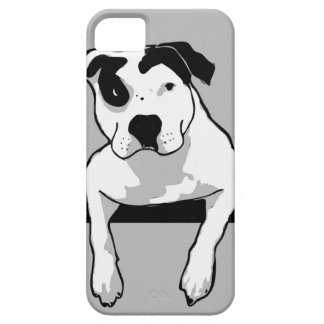 Pit Bull T-Bone Graphic Case For The iPhone 5
