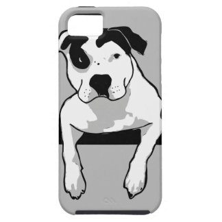 Pit Bull T-Bone Graphic iPhone 5 Covers