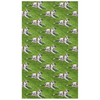 Pit Bull T-Bone Puppy Tablecloth