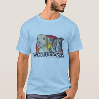 Pit Bull T-shirt - Logo for Valley of the Sun Dog