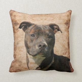 Pit Bull Terrier Cushion