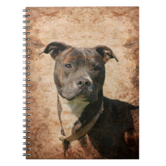 Pit Bull Terrier Notebook