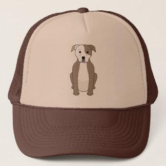 Pit Bull Trucker Hat