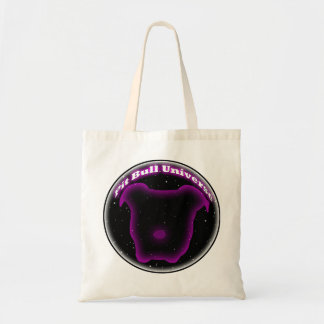 Pit Bull Universe Tote Bag