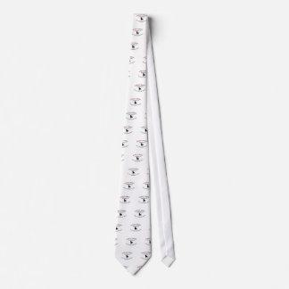Pit bulls design cute tie