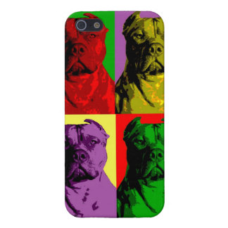 PIT BULLS iPhone 5/5S CASE