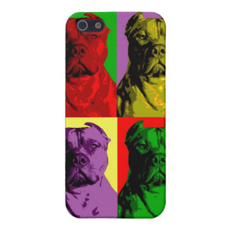 PIT BULLS iPhone 5/5S COVERS