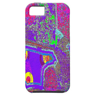 Pit Grab iPhone 5 Cover
