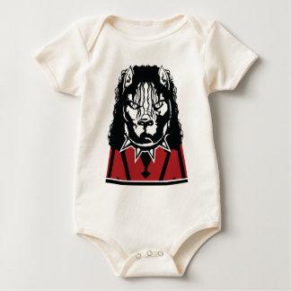 pit jackson design cute baby bodysuit