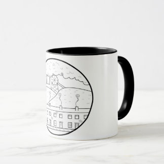 Pit Row Mug