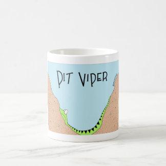 Pit Viper snake Coffee Mug