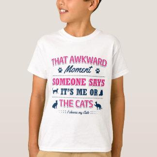 Pitbull Awkward moment T-Shirt