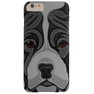 pitbull barely there iPhone 6 plus case
