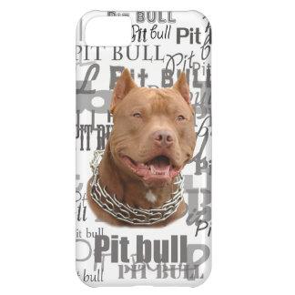 Pitbull iPhone 5C Case