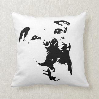 Pitbull Dog Cushion