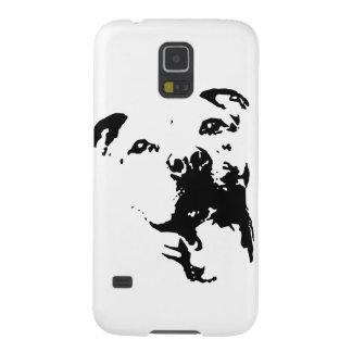 Pitbull Dog Galaxy S5 Covers