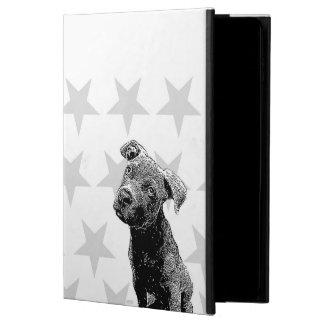 Pitbull Dog iPad case