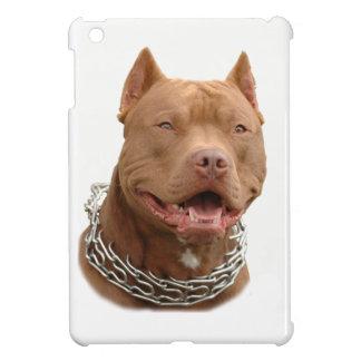 Pitbull dog iPad mini cases
