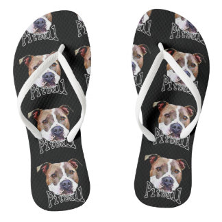 Pitbull Dog Thongs