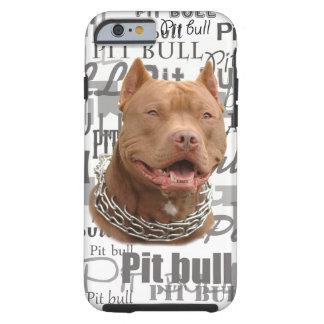 Pitbull iPhone 6 case