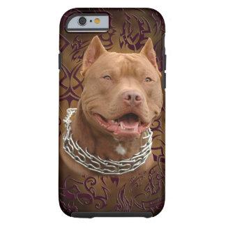 Pitbull iPhone 6 case Tough iPhone 6 Case