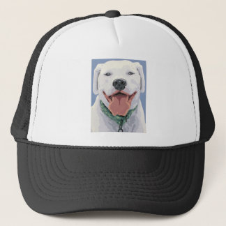PITBULL JACK TRUCKER HAT
