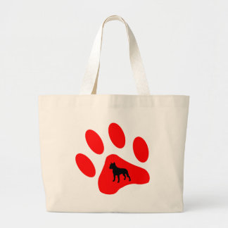 PITBULL LARGE TOTE BAG
