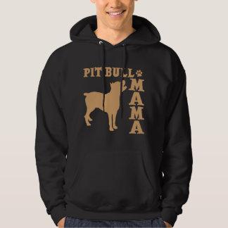 PitBull Mama, 2 gold Hoodie
