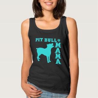 PitBull Mama, 2blue Singlet