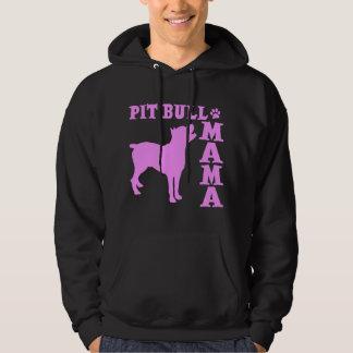PitBull Mama, pink Hoodie