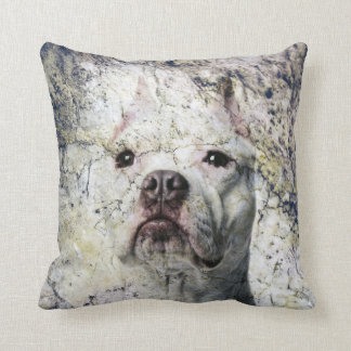 Pitbull man cave cushion
