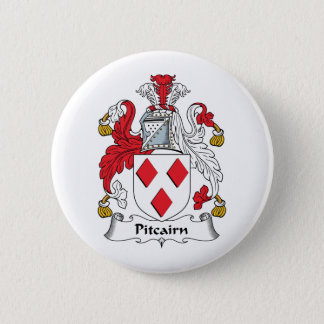 Pitcairn Family Crest 6 Cm Round Badge