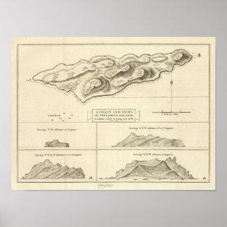 Pitcairn Island Poster