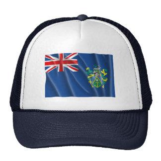PITCAIRN ISLANDS MESH HATS