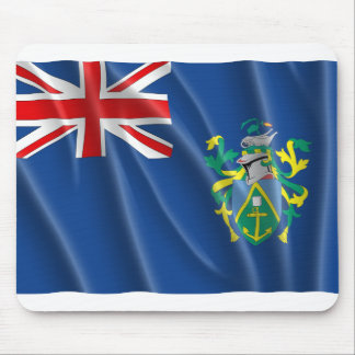 PITCAIRN ISLANDS MOUSE PAD