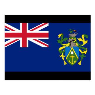 pitcairn islands postcard