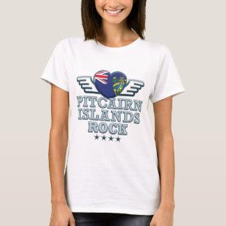 Pitcairn Islands Rocks v2 T-Shirt
