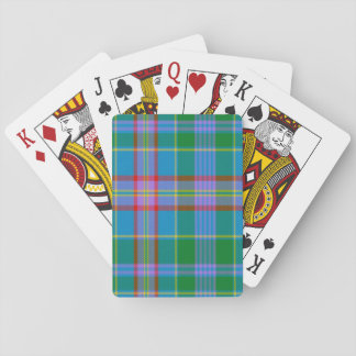 Pitcairn Scottish Tartan Playing Cards