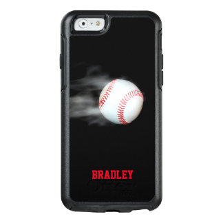 Pitch The Ball Baseball Personalized OtterBox iPhone 6/6s Case