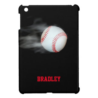 Pitch The Ball Baseball Team Player Personalized Case For The iPad Mini