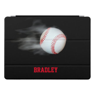 Pitch The Ball Baseball Team Player Personalized iPad Pro Cover
